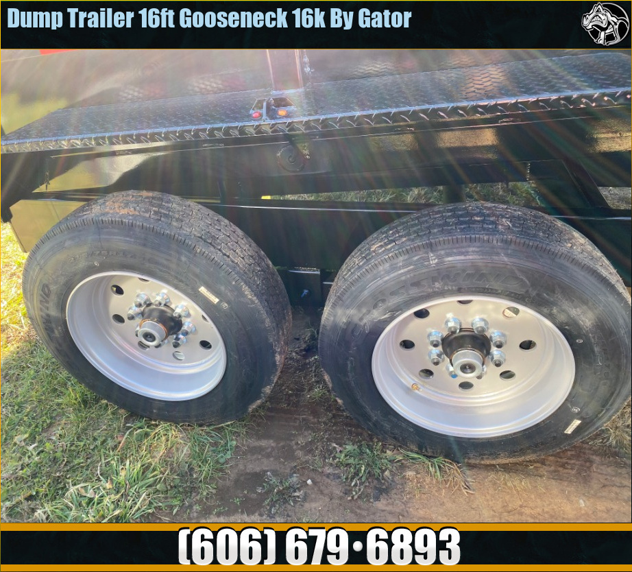Dump_Trailers_Gooseneck