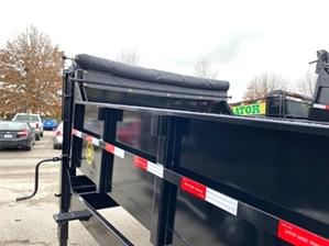 Dump Trailer Gooseneck 14000 GVW