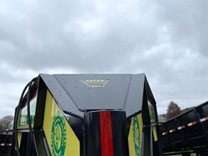 Dump Trailer Gooseneck 16000 lb GVWR