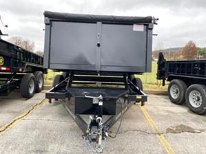 Dump Trailer 12000 GVW Professional Grade