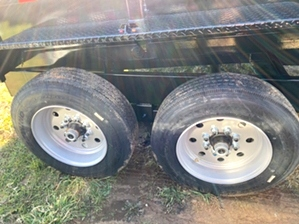 Dump Trailer 16ft Gooseneck 16k By Gator