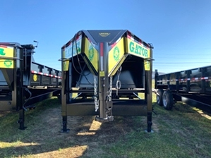 Dump Trailer Extreme Duty 16k By Gator Dump Trailer Extreme Duty 16k By Gator. Tarp kit included, 2ft side walls, and on board battery charger.