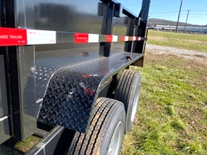 Dump Trailer 14ft 14k Gooseneck By Gator