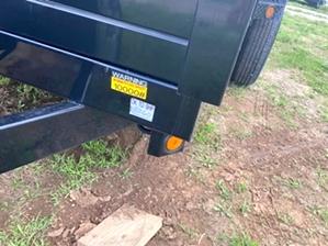 Dump Trailer Gator