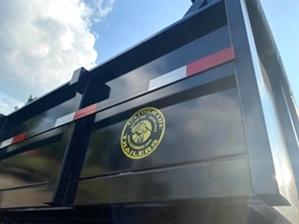Rent To Own Bumper Pull Dump Trailer
